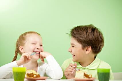 Fun Food With Kids