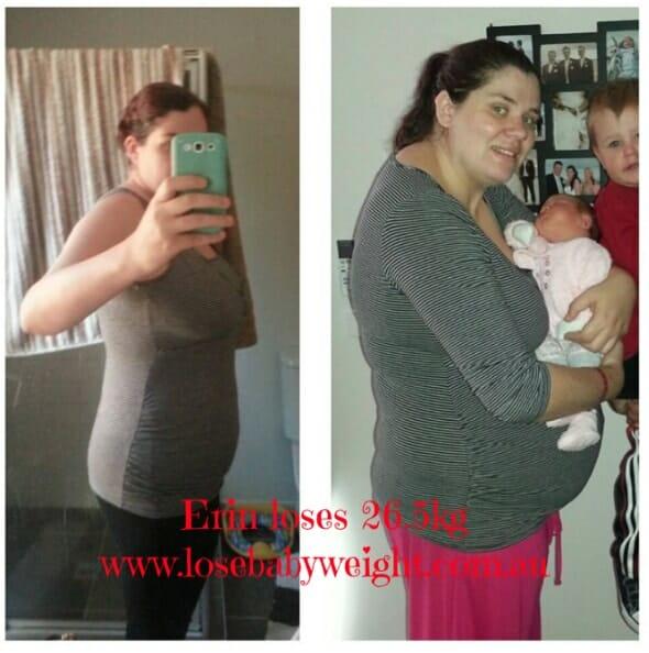 Erin Has Lost 27kg