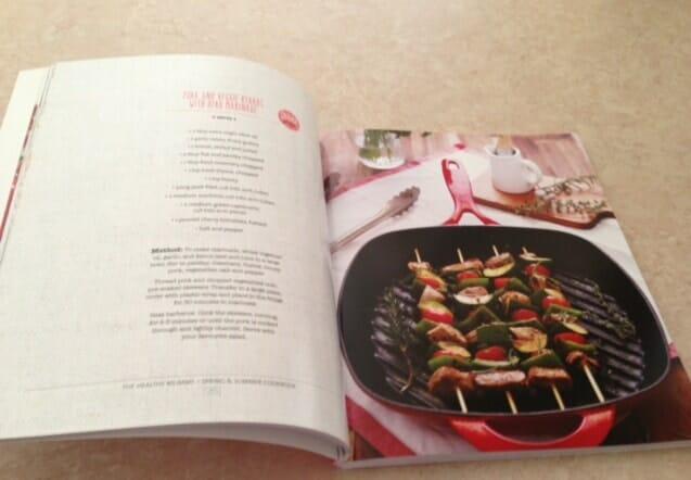 spring summer kebabs