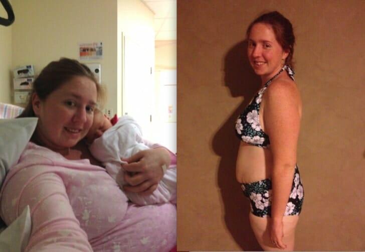 Jacinta Loses 17kg