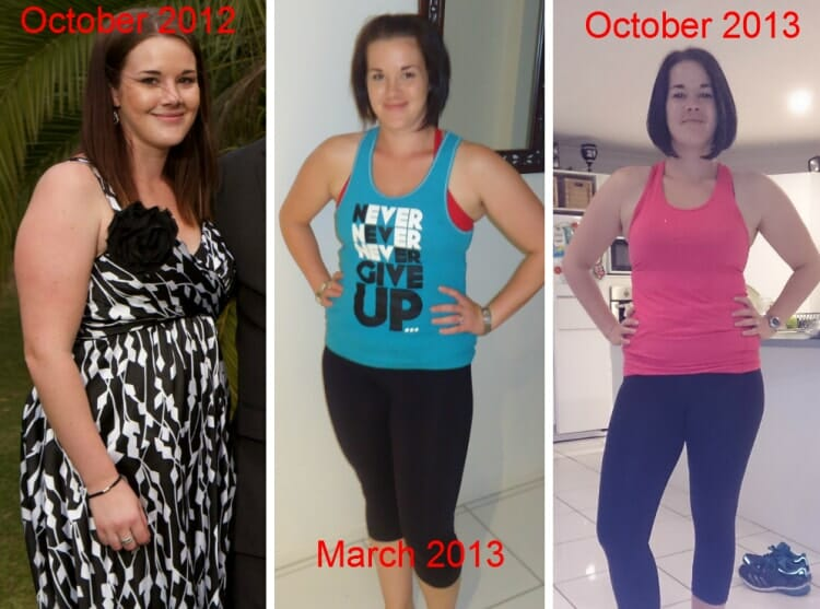 Sherie's 14kg Weight Loss Results