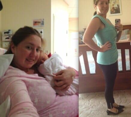 Jacinta's Weight Loss Update