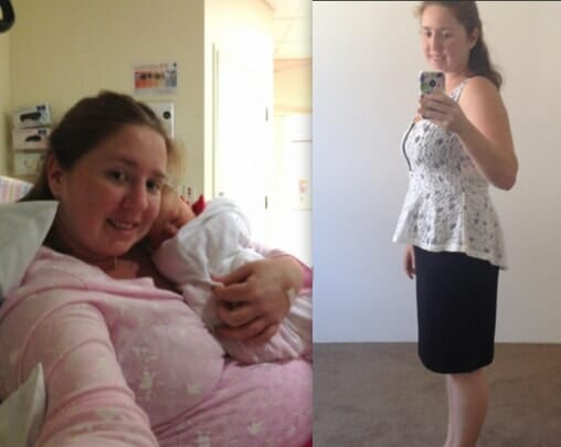 Jacinta's Weight Loss Update