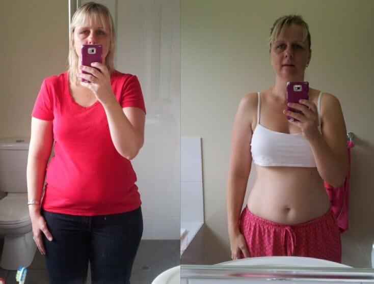 Kathleen Has Lost 8.4kg