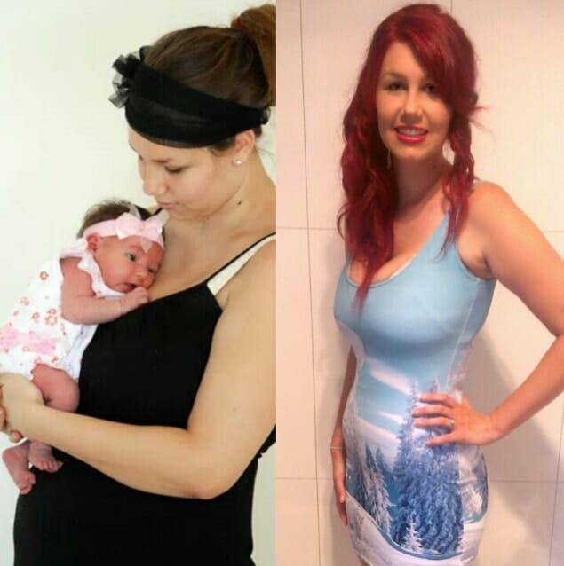 Kiara's 12kg Weight Loss