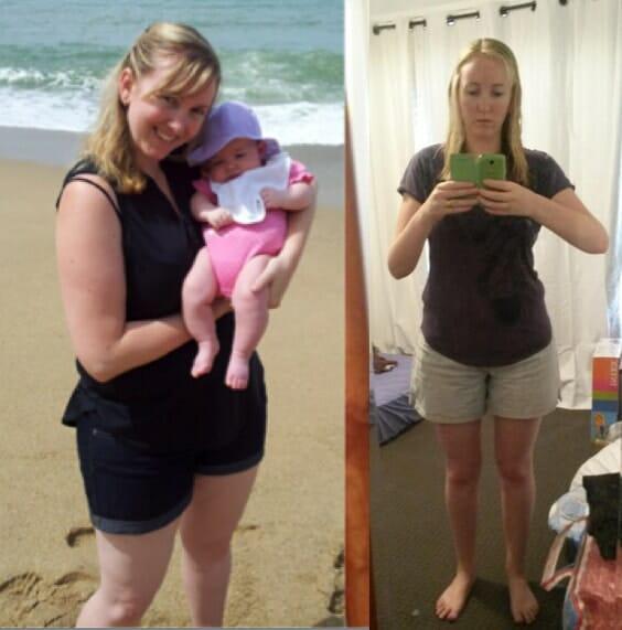 Lauren's 14kg Weight Loss