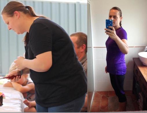 Bozana's 36kg Weight Loss Journey