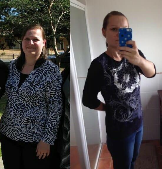 Bozana's 38kg Weight Loss Update