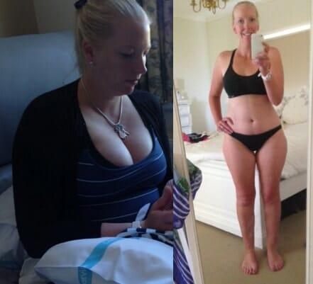 Kristy Has Lost 13kg