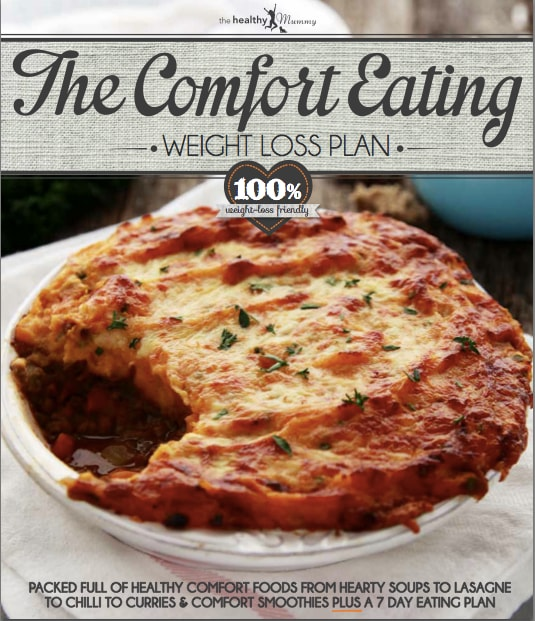 Comfort Eating ebook