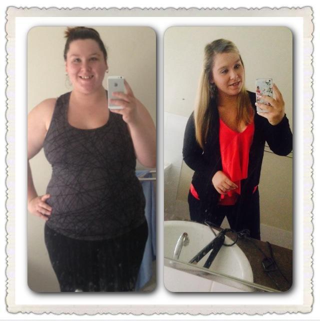 Rachael's 32kg Body Transformation