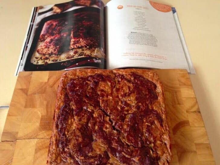 chocolate cookbook baking