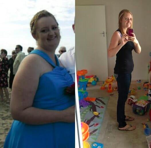 Chaye weight loss results