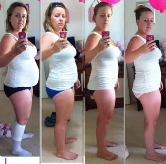Lara Has Lost 16kg