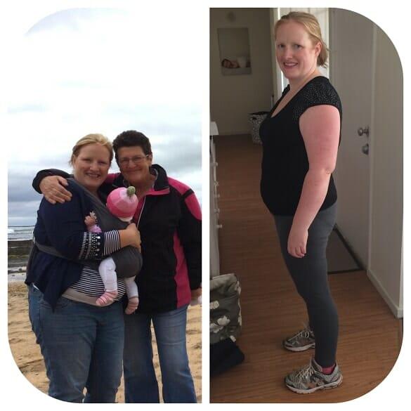 Barbara Has Lost Over 10kg