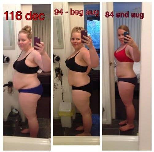 Laura's Amazing Weight Loss Story