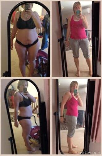 Krystal Has Lost 16kg