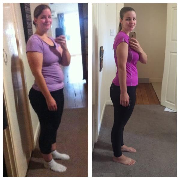Terrie Has Lost 21kg