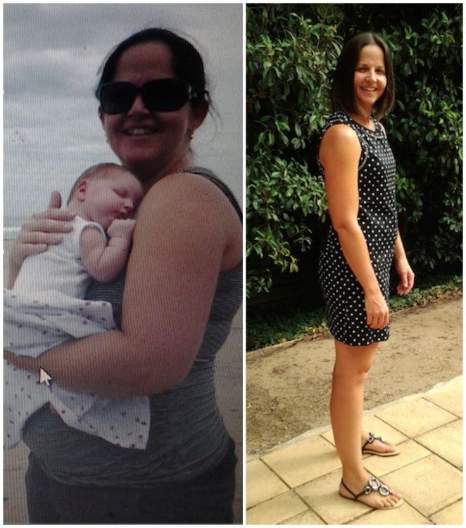 Xana Has Lost 20kg