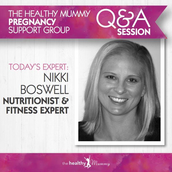 Nikki Boswell Q&A