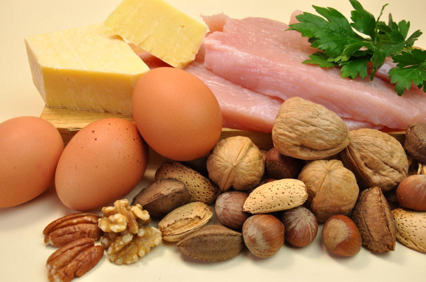 Ten High Protein Snacks During Pregnancy