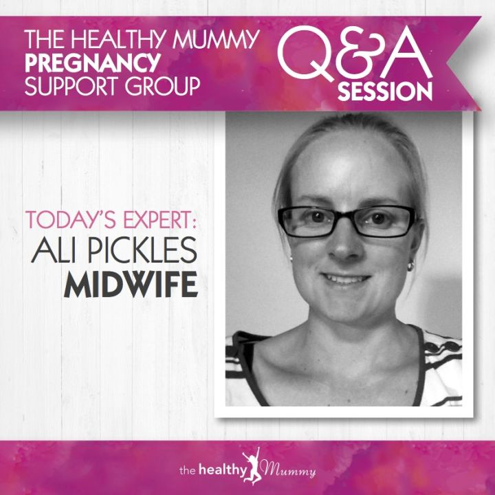 Ali Pickles Q & A