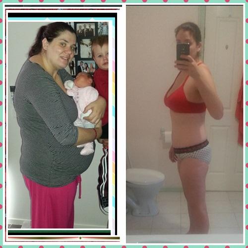 Erin Loses a MASSIVE 44.7kgs