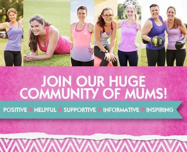 Healthy Mummy community