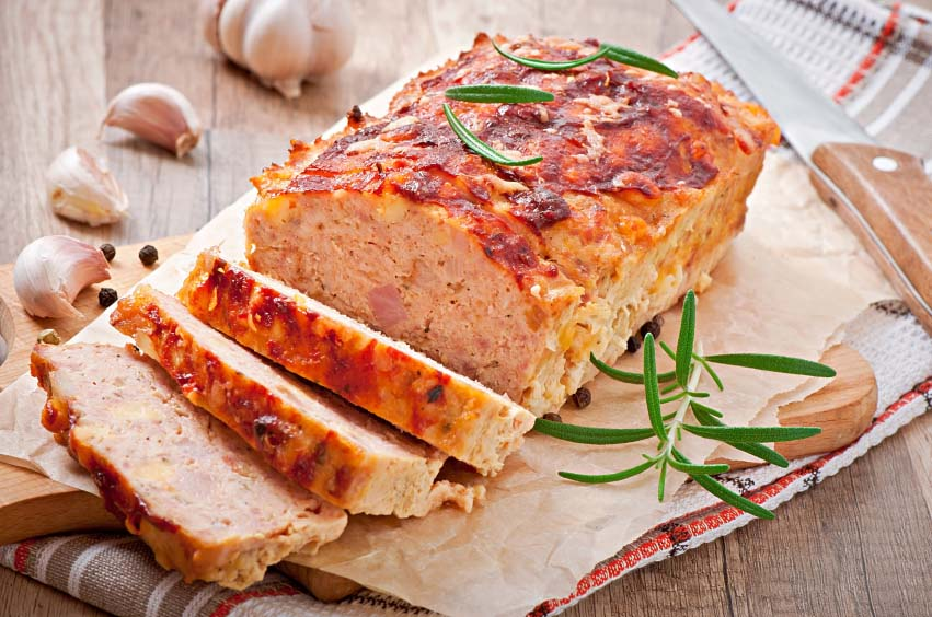 Cheesy chicken meatloaf forumfinder Image collections