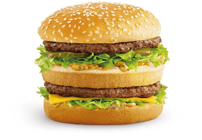 What Exactly Is In A Big Mac?