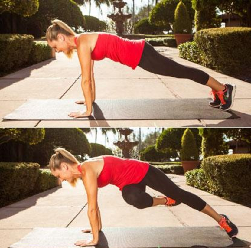lower belly exercises