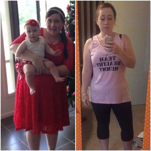 Megan weight loss results