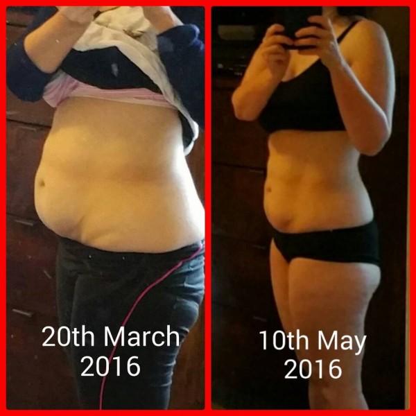 Tanya Grueber weight loss