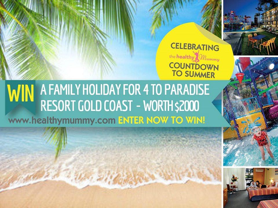 Win An Incredible $2,000 Holiday To Paradise Resorts