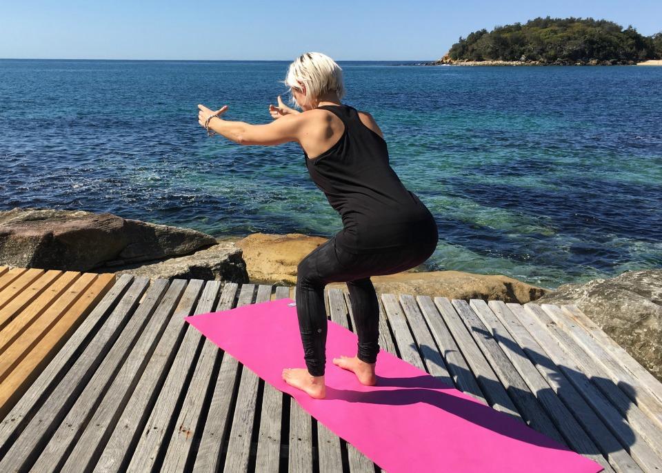 10 ways to squat