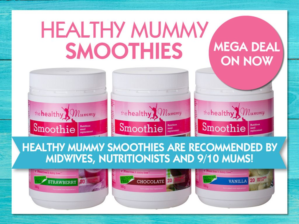 Healthy Mummy Smoothie