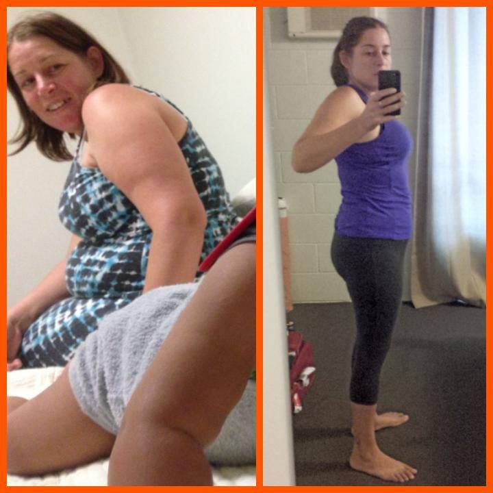 Amanda Franklin weight loss