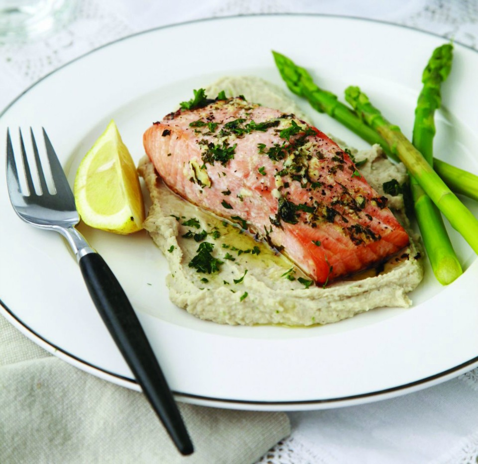 5 low carb side dishes to banish hunger for Side dishes for baked fish