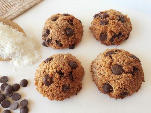 Double Chocolate Macaroons