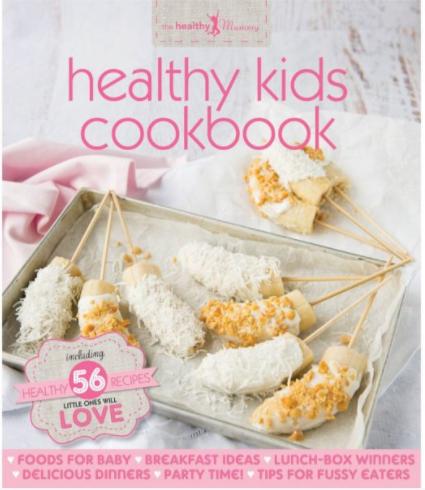 Healthy Kids Cookbook 2