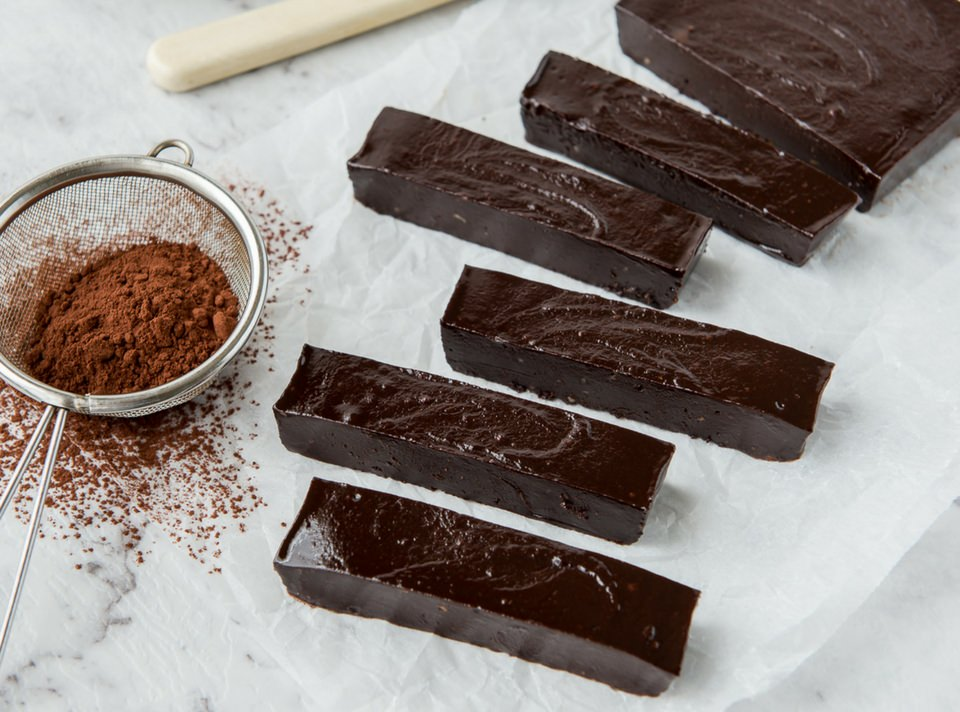 Indulgent Chocolate Fudge