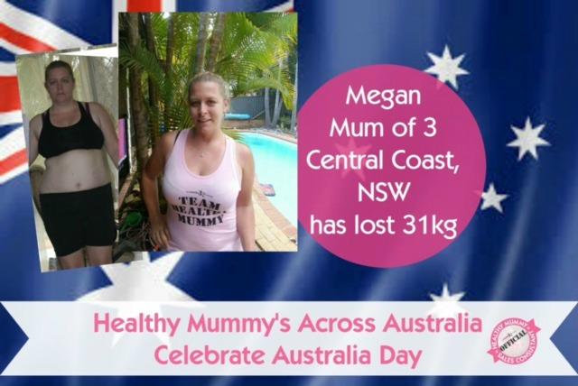 Megan 31kg