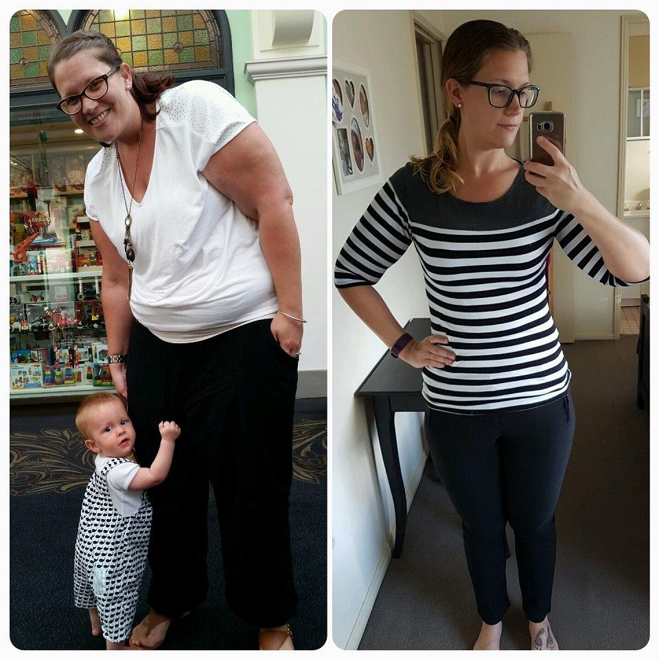 Tamara Deborah weight loss