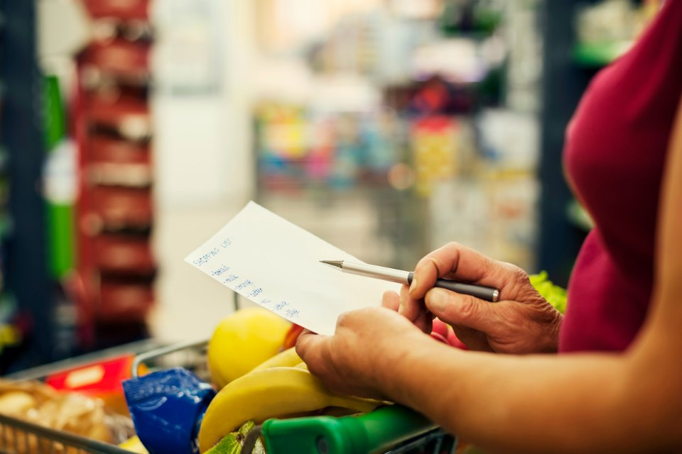 How to save money on your grocery bill each week