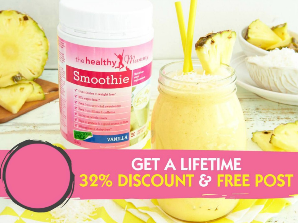 smoothie 32% off