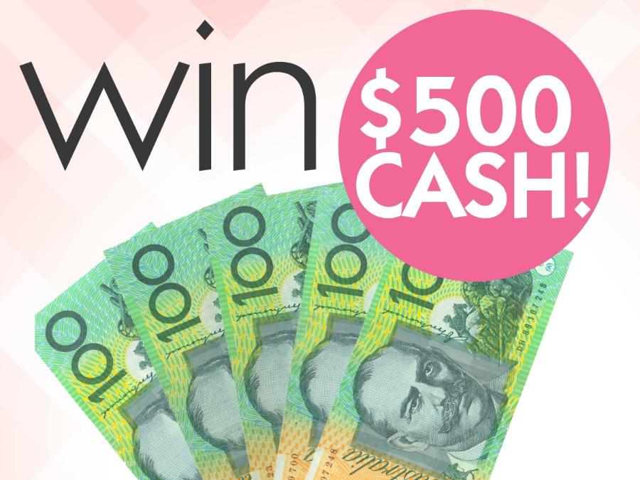 $500 win