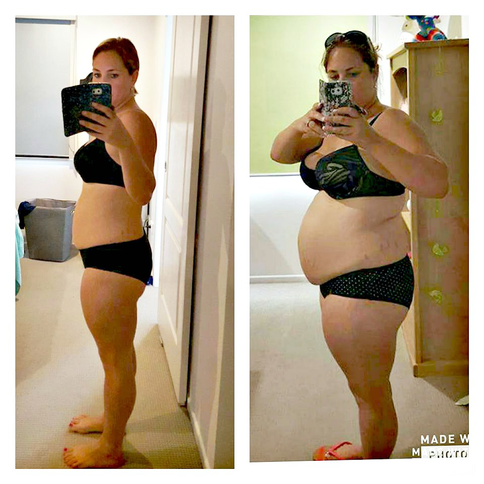 Aneik Fletcher weight loss motivation