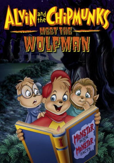 Chipmunks Meet Wolfman Halloween Movies For Kids