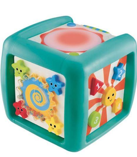 ELC activity cube