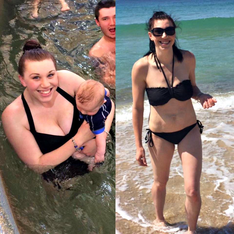 Jessica May Magill weight loss motivation